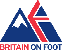 Britain on foot logo